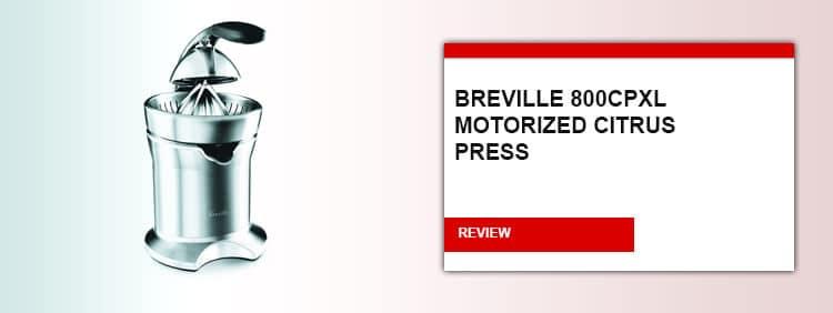 Breville-800CPXL-Die-Cast-Stainless-Steel-Motorized-Citrus-Press