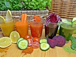 Benefits of Vegetable Juice