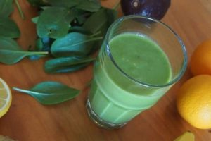 Spinach Green Juice For Weight loss