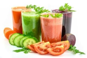 Tomato Cucumber Juice for weight loss