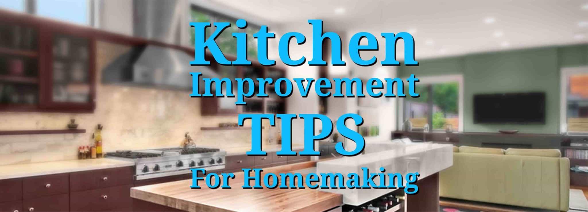 Kitchen-Tips-For-Homemaking