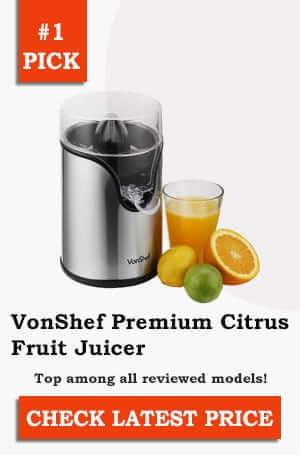 Best Electric Citrus Juicers