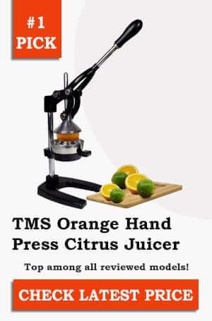 Best Hand Citrus Juicer