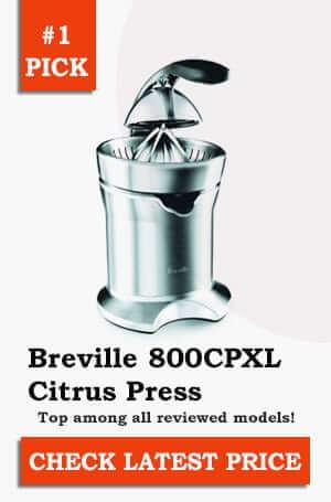 Best Professional Citrus Juicer