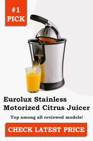 Best Stainless Steel Citrus Juicer