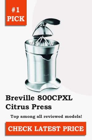 Best Citrus Press Juicer