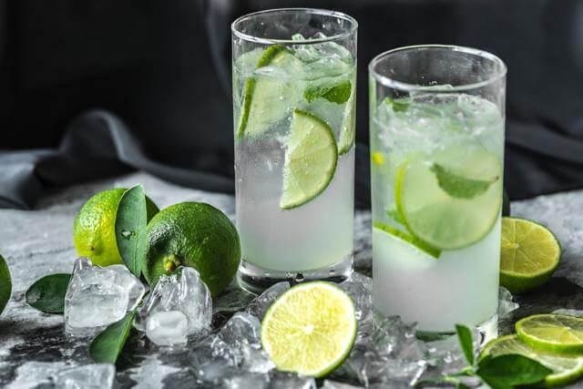 lemon citrus juice